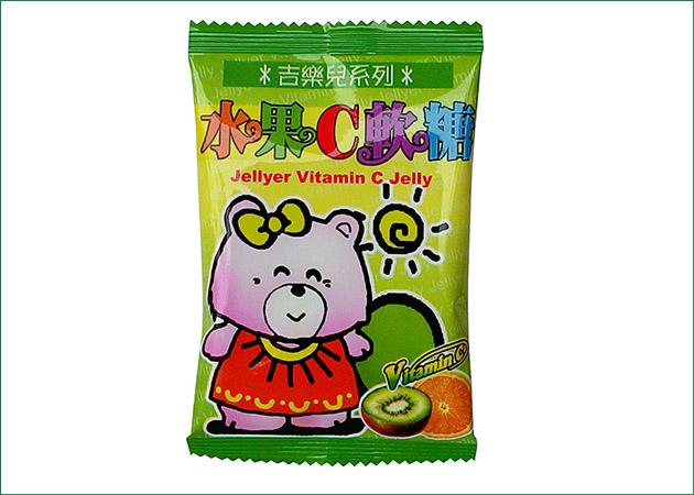 吉樂兒水果C軟糖 1